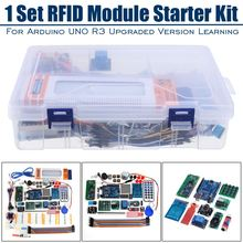 RFID rozruszniki zestaw do arduino UNO R3 ulepszona wersja nauka apartament z opakowanie detaliczne