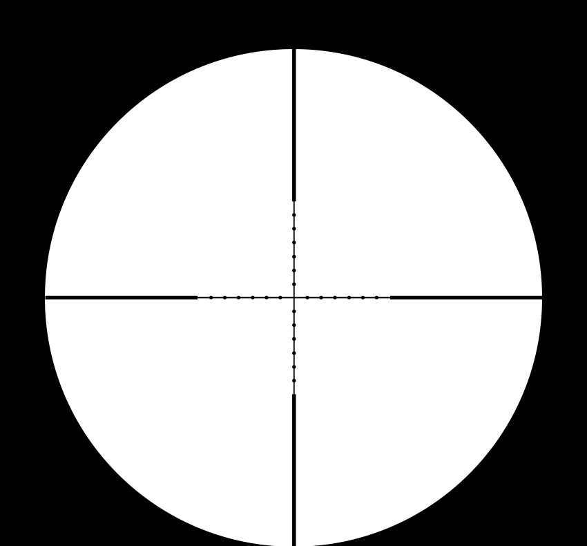 Mira óptica para rifle de caza AOL de Francotirador de 3-9X50, mira óptica táctica de tamaño completo con cable de Mil puntos RGB, retícula para caza