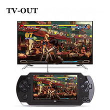 Game Console X6 For PSP Retro Game 4.3 inch Screen Mp4 Player Game Player Support Camera,Video,E-book Handheld Video Game