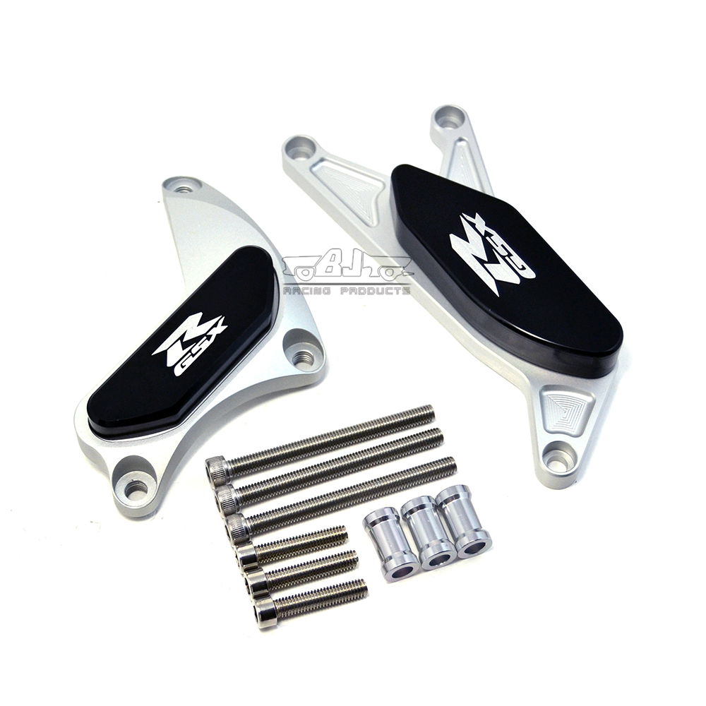 BJMOTO Engine Guard For Suzuki <font><b>GSXR</b></font> <font><b>600</b></font> GSXR750 <font><b>2004</b></font> 2005 Case Slider Cover Protector Engine Guard Case Slider image