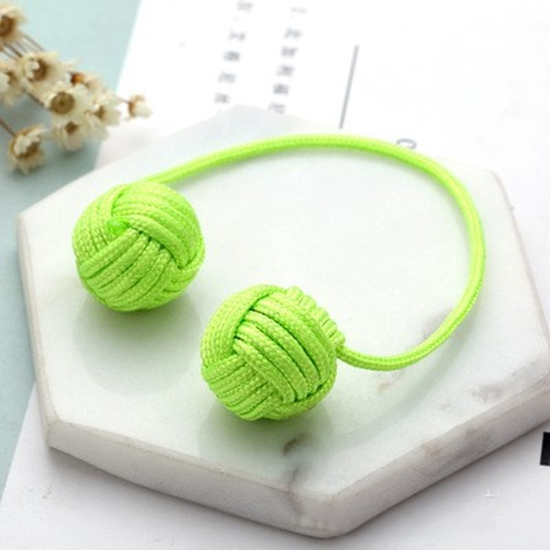 Fidget-Toy Finger-Skill Stress Worry-Beads Begleri New 1pcs Paracord Electroplating Extreme