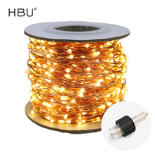 Garland Christmas lights Outdoor Fairy Lights Led String Lights Decorations Tree Garden Holiday Lighting Curtain Room Home Decor cheap CN(Origin) 1 year Plastic LED Bulbs None 220V 6-10m White 20-50 head H2-T22013 Copper wire lamp Outdoor use Adapter 110-230V