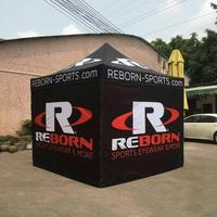 3 x 3m High Quality Pop Up Gazebo with Fully Closed Printed Walls for Advertisement Promotion Event Trade Show Exhibition Fair