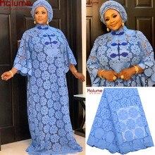 Kalume nova chegada guipure africano cabo tecido de renda 2020 pedras alta qualidade nigeriano rendas solúvel em água para festa casamento f2147