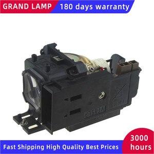 Image 2 - Лампа для проектора, совместимая с VT80LP, NEC VT48 VT48G VT49 VT49G VT57 VT57G VT58BE VT58 VT59 VT59G VT59EDU VT59BE, HAPPY BATE