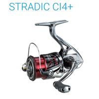 Original Shimano Stradic Ci4+ 1000FB 1000HGFB 2500FB 2500HGFB C3000FB C3000HGFB 4000FB 4000XGFB Spinning Fishing Saltwater Reels