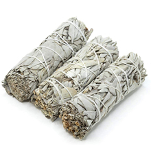 White Sage Bundles Sage Smudge Sticks For Home Cleansing Healing Meditation Smudging Rituals Pure Leaf Smoked 50g Heavy Bundle