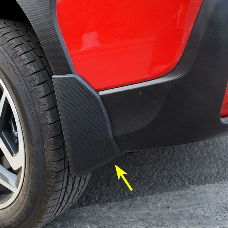 Fit 2014-2016 Toyota Corolla OE Style Front Rear Set Splash Guards Mud Flaps