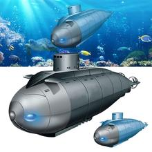 Model-Toy Submarine Drone Birthday-Gift Remote-Controlrc Mini Electric for Kid Boy 6-Channels