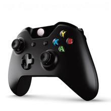 лучшая цена Wireless Controller For Microsoft Xboxone Controller Computer PC Controle For XboxOne Slim Console Gamepad PC Joystick +Receiver
