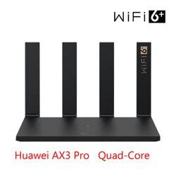 Original Huawei WiFi AX3 Pro Quad-core Dual-core Router WiFi 6 + 3000Mbps 2,4 GHz 5GHz Dual-Band Gigabit WIFI Router inalámbrico
