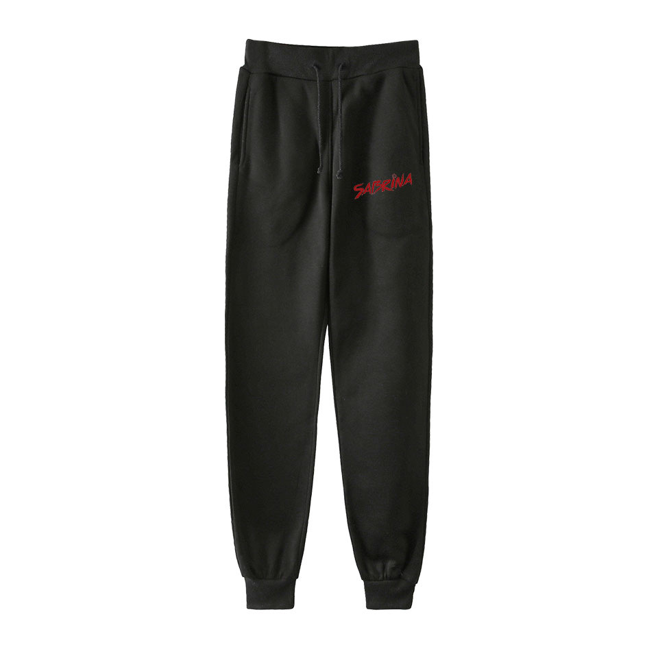 Sabrina Of Startling Adventure Sabrina Sabrina Related Products Trend Casual Ankle Banded Pants Men And Women