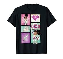 T-Shirt ritratto Nella principessa cavaliere pannello