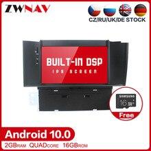 Radio Android 10,0 reproductor Multimedia de navegación GPS para Citroen C4 C4L DS4 2011-2016 Radio Audio estéreo unidad principal mapa gratuito