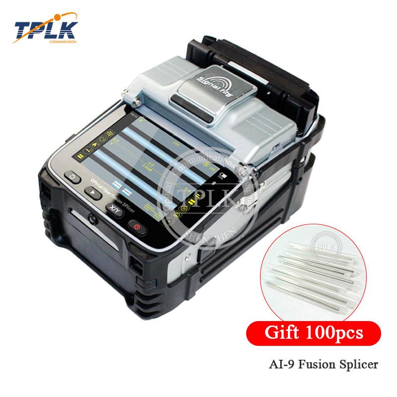 FTTH Fiber Optic Splicing Machine Optical Fiber Fusion Splicer