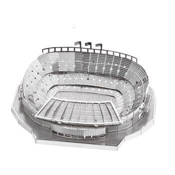 Architecture 3D Metal Puzzles World  22