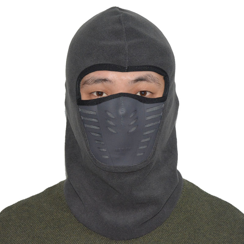 2017 Winter Warmer Cycling Face Mask Windproof Dust-proof Fleece Bike Full Face Scarf Mask Neck Bicycle Snowboard Ski Mask (10)