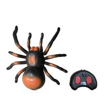 Infrarood Afstandsbediening Realistische Fake Spider Rc Prank Insect Bugs Voor Joke Eng Truc Speelgoed Kid Gift Halloween Party(China)