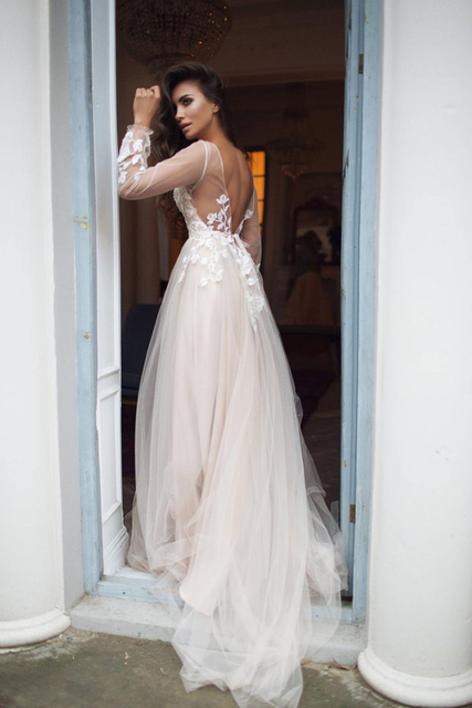 Robe de Mariée Alice Bohème Romantique