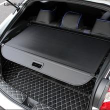 Для Toyota C HR CHR 2016 2017 2018 2019 2020 крышка занавеска для багажника перегородка для занавесок задние стойки аксессуары для стайлинга автомобилей