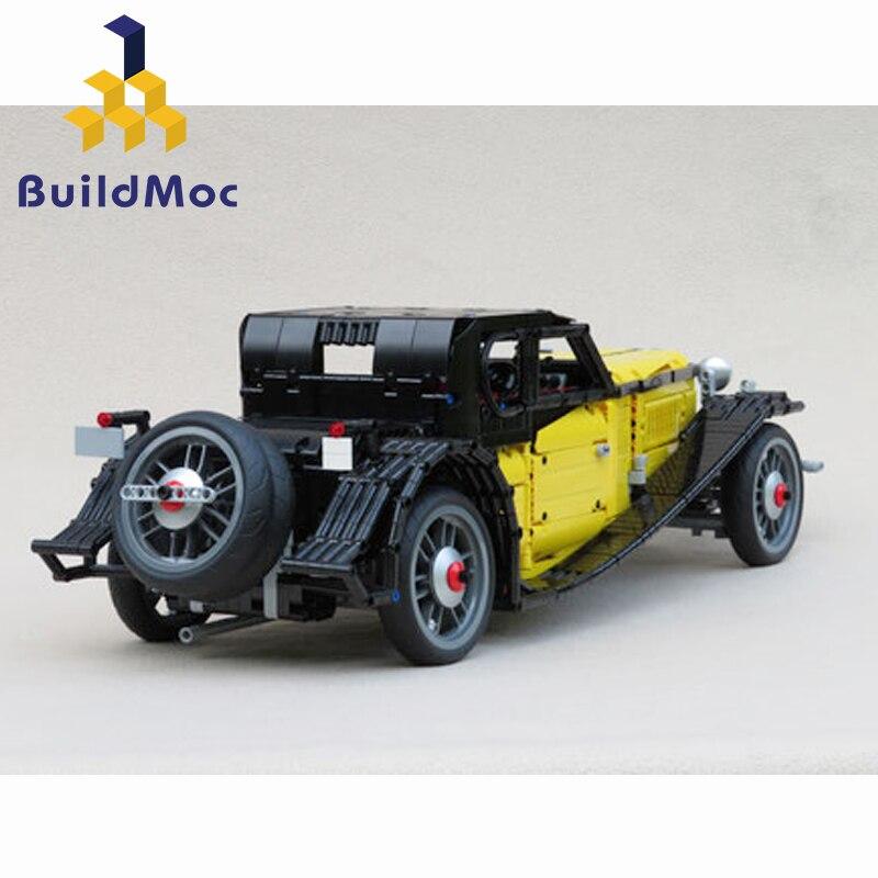 MOC-25153 Technic Series 3428 PCS Race Car Building Blocks Bricks  Model Classic Car Children Toys Christmas Kids Xmas Gifts 1