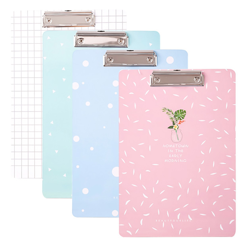 A4//A5//A6 Clipboard Writing Board Clip Board Office School Supplies Office