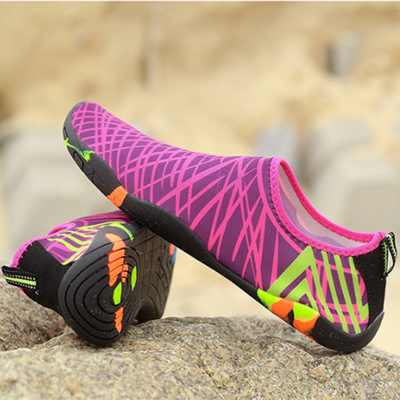 Sneakers Men Women Barefoot Beach Water Shoes Lovers Outdoor Fishing Swimming Bicycle Quick-Drying Aqua Shoes Zapatos De Mujer 3