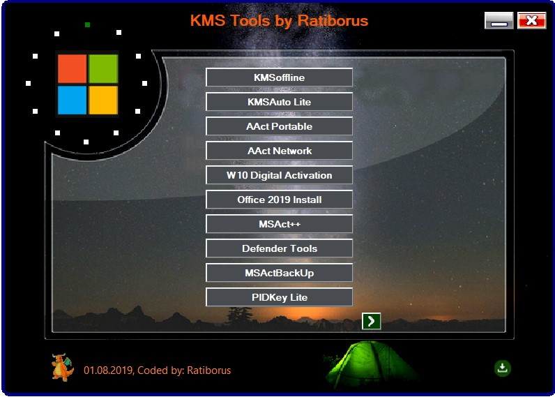 Windows 10和Microsoft office激活工具KMS Tools激活软件合集打包大全绿色无广告单文件下载 - 第1张  | 爱淘数字资源馆