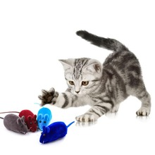 Small Mouse Style Pet Cat Toy Can Make Sound To Interact With Cats Color Can Not Lose Small Medium Cat Toy Durable Pet Supplies