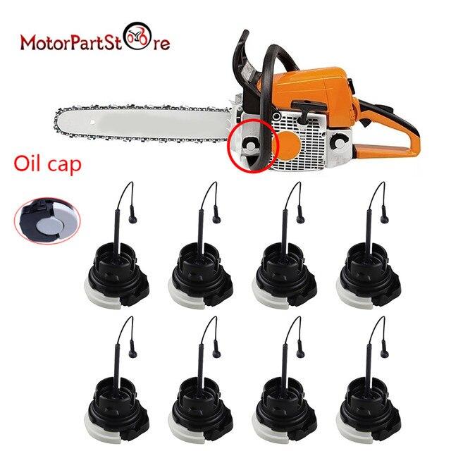 Light Equipment & Tools 2x Fuel Oil Cap Kit For Stihl MS181 MS260 ...