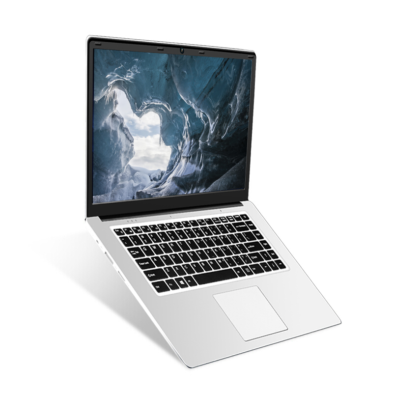 2020 AKPAD 15.6 Inch N3050 Quad-core Laptop 4GB RAM 64GB eMMC 128GB 256GB SATA SSD light thin Notebook office study