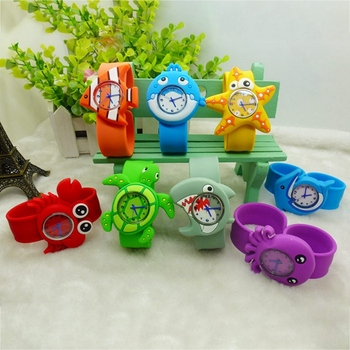 Relojes para niños de dibujos animados, reloj de muñeca para niños, reloj de cuarzo, relojes para regalo, reloj para niños