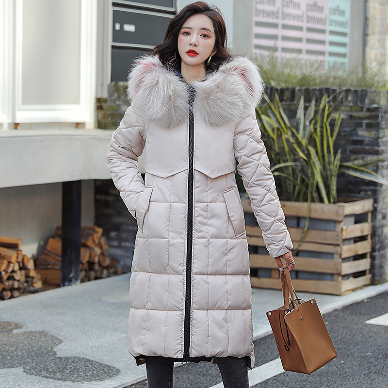 Hooded Warm Parkas Cotton 11