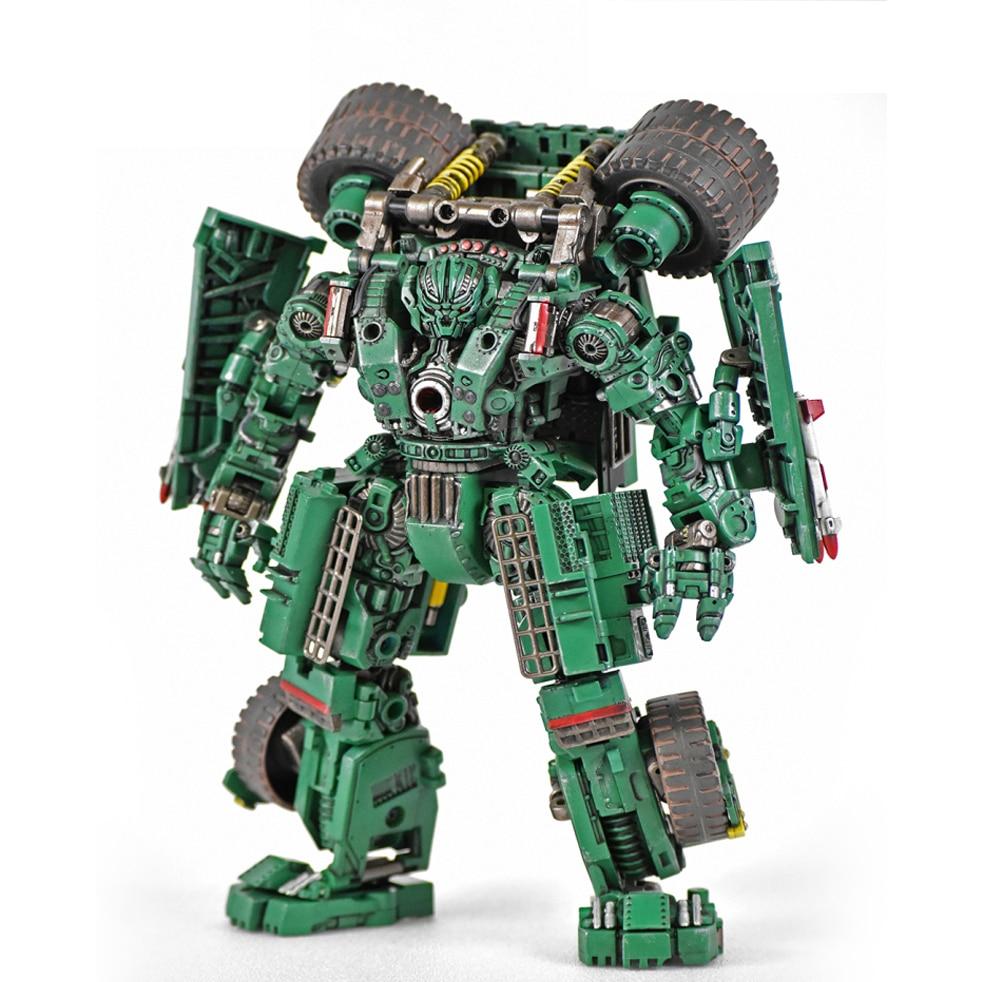 Devil Saviour Transformation Devastator DS-04 Smash DS04 TroubleMarket Movie Construction Destroy Action Figure Robot Toys
