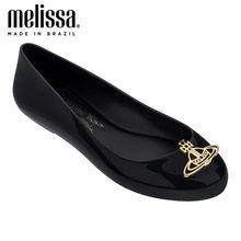 Melissa mel ultrasirl 2021 melissa sapatos para as mulheres sandálias lisas jelly sapatos adultos sandálias femininas