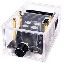TDA7377 Amplificatore Digitale o 2X30W Stereo in Classe AB Amplificator per 4-8 Ohm Speaker DC9-18V con Acrilico Borsette