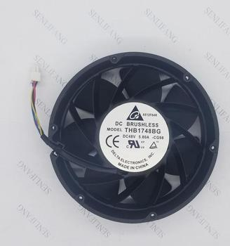FOR Delta THB1748BG 48V 5.80A inverter 17CM 17251 cooling fan Free shipping