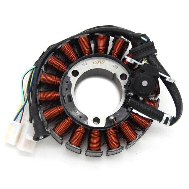 Фото мотоцикл магнето генератор обмотки статора для honda cbr250r