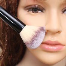 Hot sale 1pcs Makeup brushes Powder Concealer Powder Blush Foundation Face Make up Brush Tools Professional Beauty Cosmetics 1pcs large powder makeup brush contour blusher concealer cosmetics brushes foundation cosmetic beauty tools pinceis de maquiagem