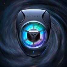 Новинка, оригинальный черный радиатор Youpin Feizhi для планшетов, третий радиатор с сильным ветром, с градиентными блестками