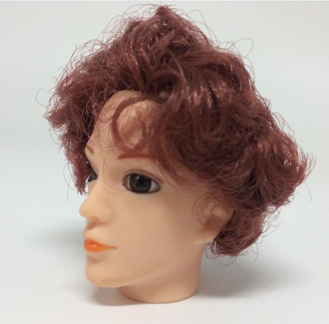 3D ตาสีดำสีน้ำตาลแฟนตุ๊กตาชาย Prince สำหรับ Ken ตุ๊กตาสำหรับแฟนตุ๊กตาอุปกรณ์เสริม