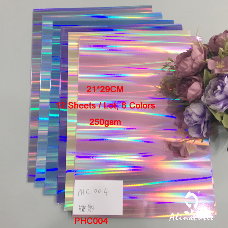 BLUE MIRROR A4 CRAFTING CARD 250 GSM 5 Sheets  DEAL OFFER SALE