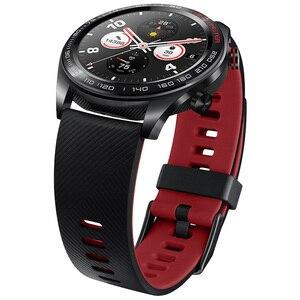"""Image 4 - Orijinal Huawei Onur Izle Sihirli Açık akıllı saat Şık Ince Uzun Pil Ömrü GPS Bilimsel Antrenör Amoled Renk 1.2 """"390 ^ 2"""