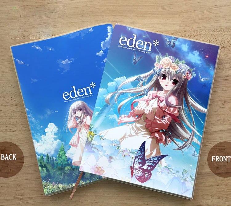 Anime Eden* Ravinia·F·Asai Erika Sonozaki Shion Student Delicate Eye Protection Notepad Diary Memorandum Birthday Gift