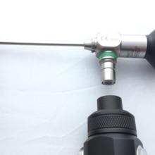 גמיש אנדוסקופ ENT נייד רפואי מנורת עבור בדיקה קלינית אנדוסקופ אור מקור PHLATLIGHT LED מודול FY203N