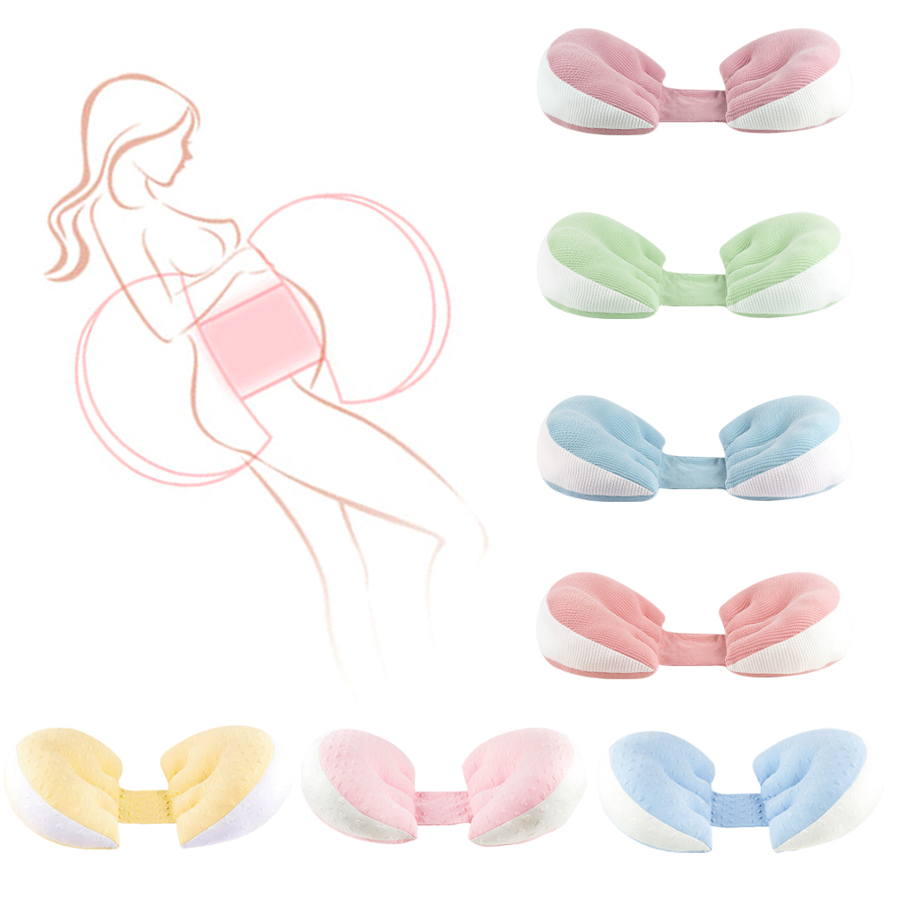 Comfortable Side Sleeper Pregnancy Support Pillow Maternity Belly Support Pillows Pregnancy Back Waist Support Cushion Hot Sell