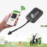 Mini GSM / GPRS GPS antirrobo SMS rastreador de seguimiento en tiempo Real para vehículo motocicleta
