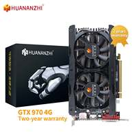 HUANANZHI RX 560 4G Brand New Original Graphics Cards GPU 128Bit GDDR5 GTX 650 960 970 1050 TI 4G 1660S RTX 2060 6G Video Card 2