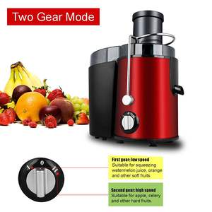 2 Speed 800W 220V Electric Juicer Stainless Steel Juicers Whole Fruit Squeezer Vegetable Food-Blender Mixer Extractor Machine