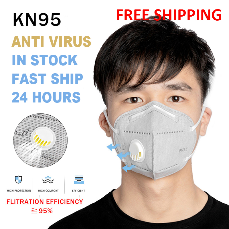 Dropshipping Reusable N95 FFP2 Protective Masks Respirator Masks KF94 FFP3 DustProof Anti Dust Facial Mask Kn95 Mouth Face Mask